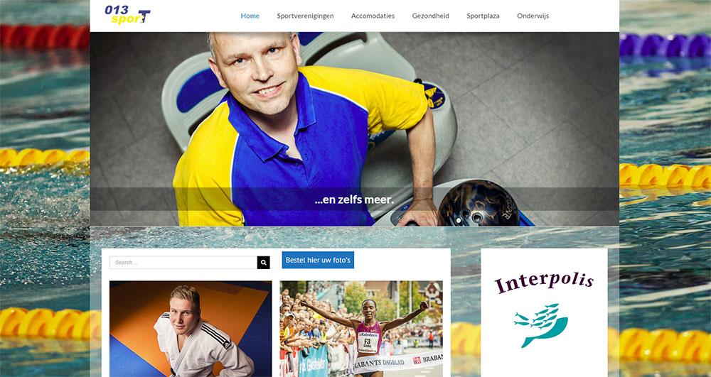 Qccs levert vernieuwde website op voor bekende fotograaf Toin Damen